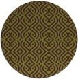 rug #203789 | round purple retro rug