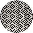 rug #203834 | round traditional rug
