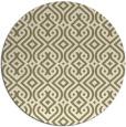rug #203871 | round retro rug