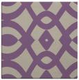 rug #204445 | square purple graphic rug