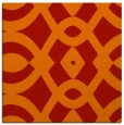 rug #204509 | square red graphic rug