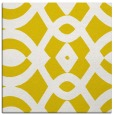 rug #204565 | square yellow graphic rug