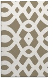 rug #205109 |  mid-brown graphic rug