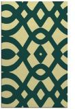 rug #205173 |  yellow graphic rug