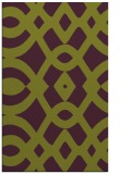rug #205197 |  purple graphic rug