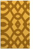 rug #205273 |  light-orange graphic rug