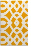 rug #205305 |  light-orange graphic rug