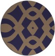 rug #205429   round beige graphic rug
