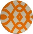 rug #205637   round beige graphic rug