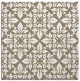 rug #206025 | square beige damask rug