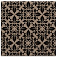 rug #206037 | square beige damask rug