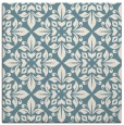 rug #206049 | square white geometry rug