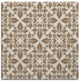 rug #206177 | square beige traditional rug