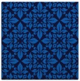 rug #206193 | square blue traditional rug