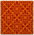 rug #206269 | square red traditional rug