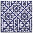 rug #206305 | square white damask rug
