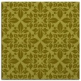 rug #206345 | square light-green damask rug