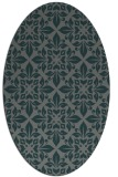 rug #206506 | oval traditional rug