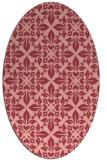 rug #206593 | oval rug