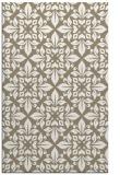 rug #206729 |  beige damask rug