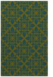 rug #206789 |  green damask rug