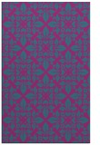 rug #206793 |  blue-green traditional rug