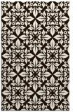 rug #207025 |  brown traditional rug