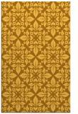 rug #207033 |  light-orange traditional rug