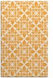 rug #207077 |  light-orange traditional rug