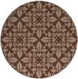 rug #207099   round traditional rug