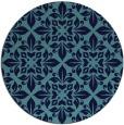 rug #207252   round traditional rug
