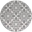 rug #207265   round traditional rug