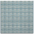 rug #207809   square white traditional rug