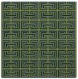 rug #207821   square blue traditional rug