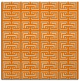 rug #208101 | square beige traditional rug
