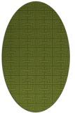 rug #208262   oval traditional rug