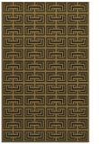 rug #208509 |  brown traditional rug