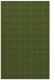 rug #208549 |  green popular rug