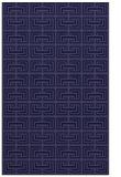 rug #208573    blue-violet traditional rug