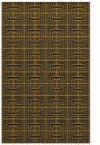 rug #208605 |  black traditional rug