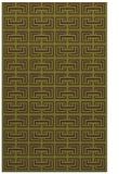 rug #208717 |  green traditional rug