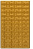 rug #208793 |  light-orange popular rug