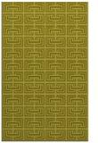 rug #208809 |  light-green traditional rug