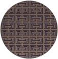 rug #208949 | round beige popular rug