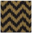 rug #209565   square mid-brown popular rug