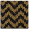 rug #209661 | square black stripes rug