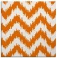 rug #209737 | square orange popular rug