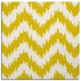 rug #209821   square white stripes rug