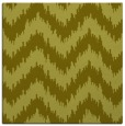 rug #209865 | square light-green rug
