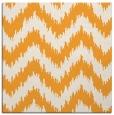 rug #209893 | square light-orange stripes rug